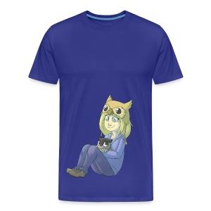 Mens: Cuddles - Men's Premium T-Shirt