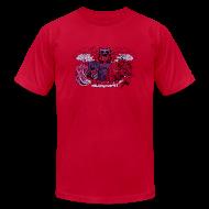 T-Shirts ~ Men's T-Shirt by American Apparel ~ Mens: Thug Life P