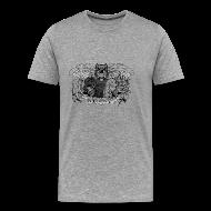 T-Shirts ~ Men's Premium T-Shirt ~ Mens: Thug Life