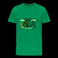 T-Shirts ~ Men's Premium T-Shirt ~ Mens: Thug Life G