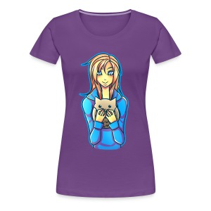 Ladies: Chibi Lom - Women's Premium T-Shirt