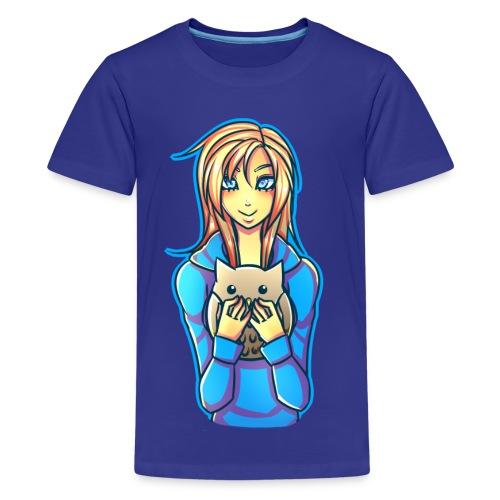 Kids: Chibi Lom - Kids' Premium T-Shirt