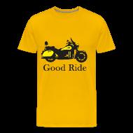 T-Shirts ~ Men's Premium T-Shirt ~ Good Ride