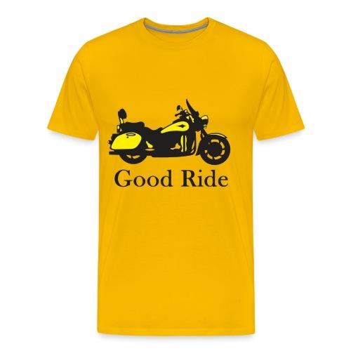 Good Ride - Men's Premium T-Shirt