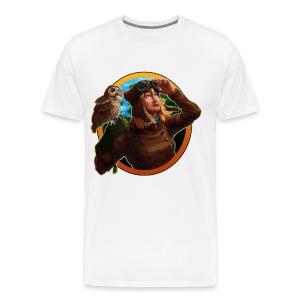 Mens: Aviator - Men's Premium T-Shirt