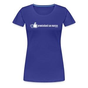 I Like PromiseLand San Marcos - Women's Premium T-Shirt