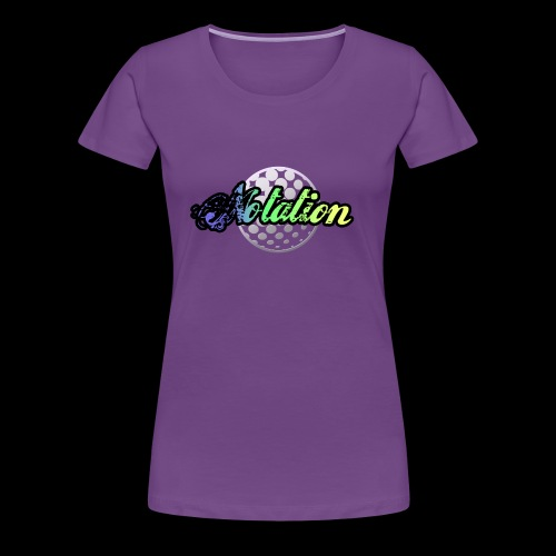 Notation Women's Fitted Tee - Women's Premium T-Shirt