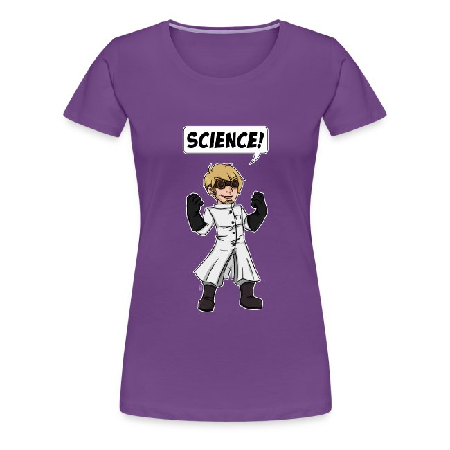 Women's Science Tee