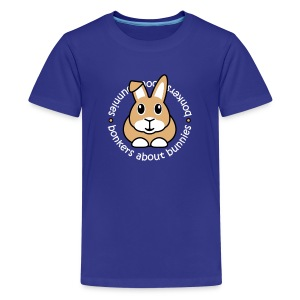 'Bonkers About Bunnies' Kid's T-Shirt - Kids' Premium T-Shirt