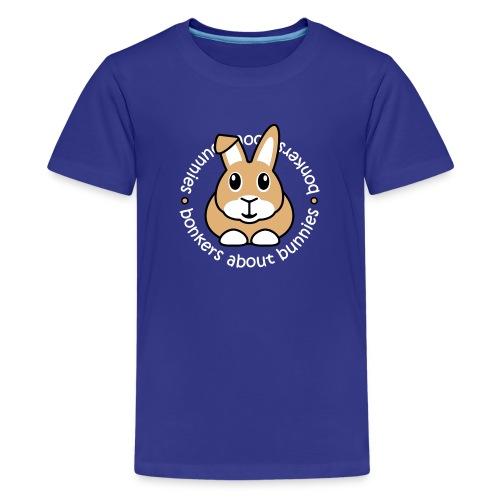 'Bonkers About Bunnies' Kid's T-Shirt - Kids' Premium T-Shirt