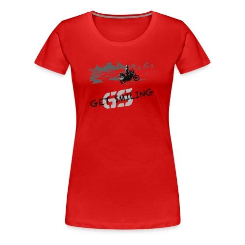 get smiling / Shirt LADIES - Women's Premium T-Shirt