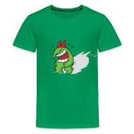 Kids' Shirts ~ Kids' Premium T-Shirt ~ Just For Laughs Kids' T Victor Laughing to Tears
