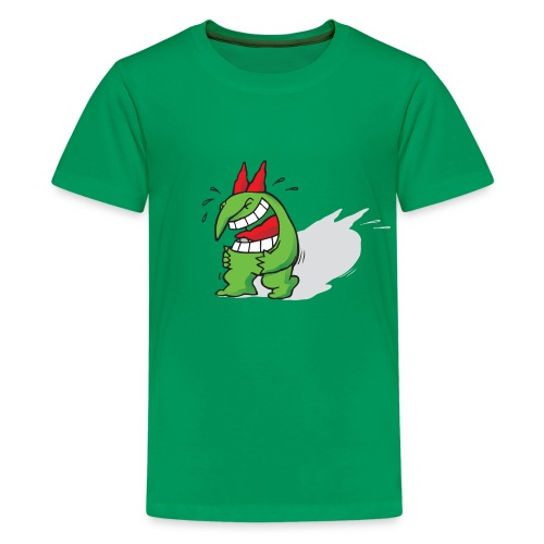 Just For Laughs Kids' T Victor Laughing to Tears - Kids' Premium T-Shirt