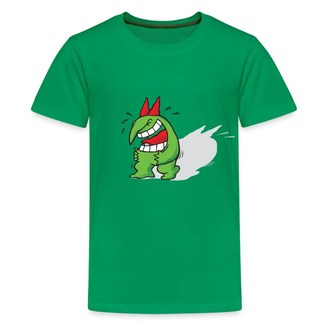 Just For Laughs Kids' T Victor Laughing to Tears