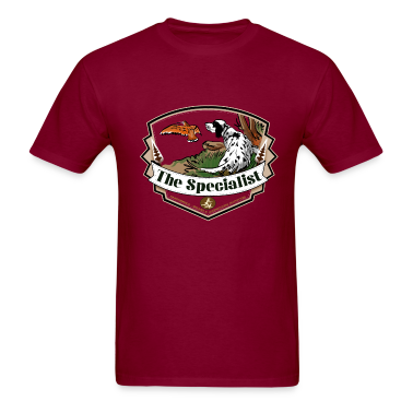 woodcock_specialist T-Shirts
