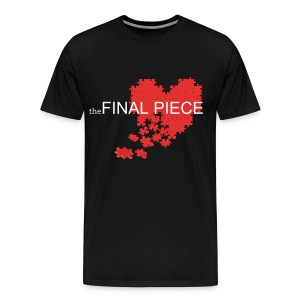 The Final Piece- Men Plus - Men's Premium T-Shirt