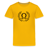 Kids' Shirts ~ Kids' Premium T-Shirt ~ ZEUS - MOUNT OLYMPUS Kids T-Shirt