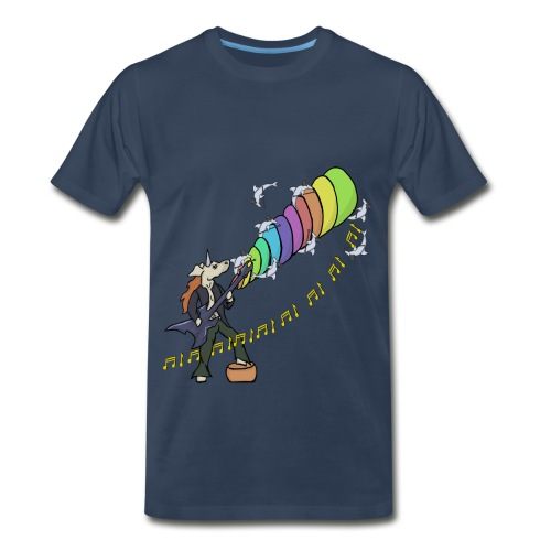 Unicorn Revolution - Men's Premium T-Shirt