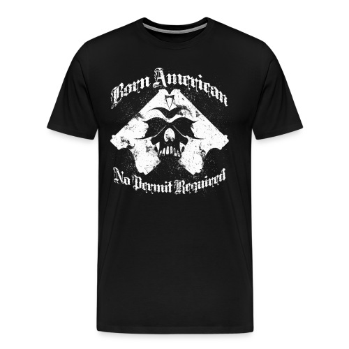 NO PERMIT REQUIRED - Men's Premium T-Shirt
