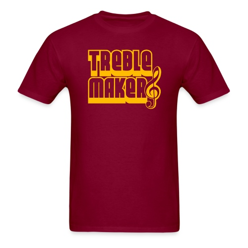 TrebleMaker - Men's T-Shirt