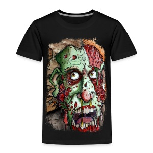kids snot boil zombie - Toddler Premium T-Shirt