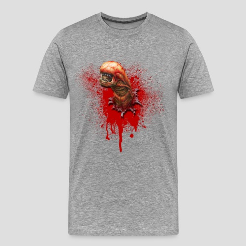 Alien Chestburster - Men's Premium T-Shirt