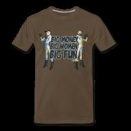 T-Shirts ~ Men's Premium T-Shirt ~ Sipsco Motto - Men's Tee