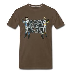 Sipsco Motto - Men's Tee - Men's Premium T-Shirt