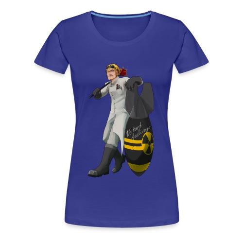 Women's Nuke Tee - Women's Premium T-Shirt