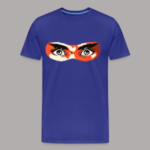 Ninja Gaiden mask - Men's Premium T-Shirt