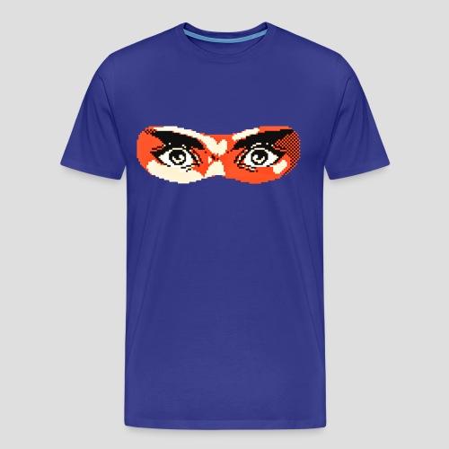 Ninja Gaiden mask - Men's Premium T-Shirt