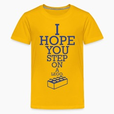Lego - Step on It Kids' Shirts