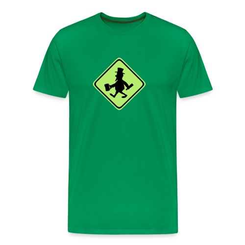 Irish Crossing - Men's 3XL & 4XL - Men's Premium T-Shirt