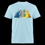 T-Shirts ~ Men's T-Shirt ~ Sips & Sjin - Men's Tee