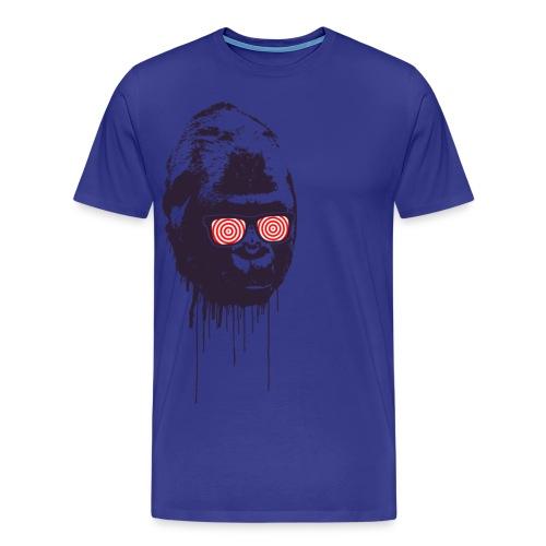 3 & 4 XL Xray Gorilla - Men's Premium T-Shirt