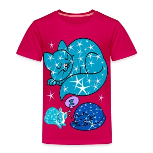 sleepy cats - Toddler Premium T-Shirt