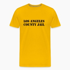 Los Angeles County Jail T-Shirts