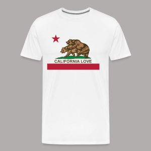 California Love - Men's Premium T-Shirt