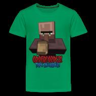 Kids' Shirts ~ Kids' Premium T-Shirt ~ Order! Order! Tape Recorder-Kids