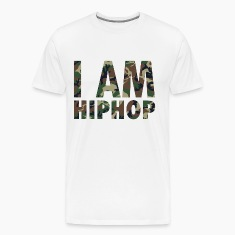 I Am Hiphop -  camo