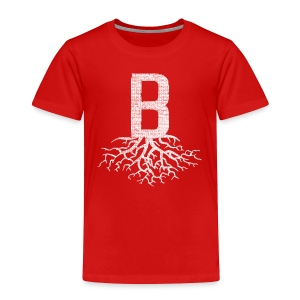 B with Roots - Toddler Premium T-Shirt