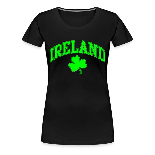 St Patricks Day T Shirts Cool Funny Irish St Patricks Shirts Neon