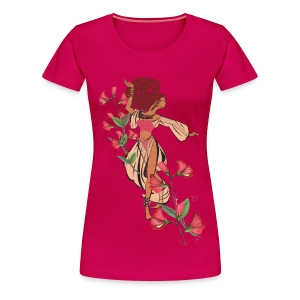 gypsy girl - Women's Premium T-Shirt