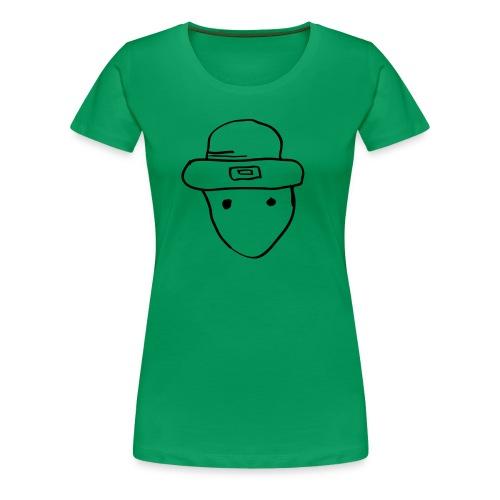 Amateur Sketch Shirt - Women's Premium T-Shirt