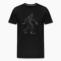 BIG FOOT BOWLING T-Shirts