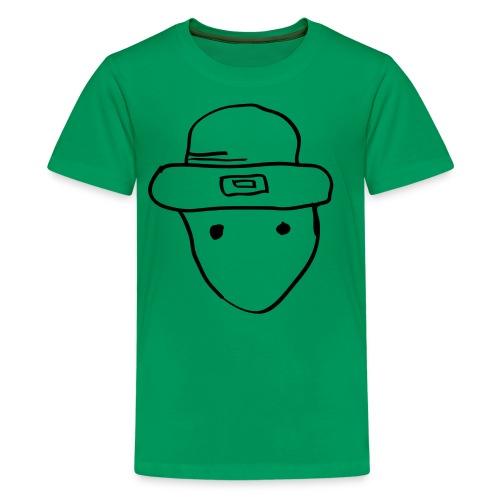 Amateur Sketch Shirt - Kids' Premium T-Shirt
