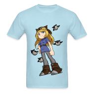 T-Shirts ~ Men's T-Shirt ~ Mens: Cartoonistic