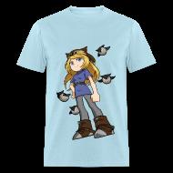 T-Shirts ~ Men's T-Shirt ~ Mens: Cartoonistic