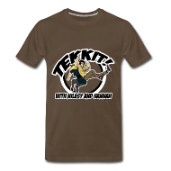 T-Shirts ~ Men's Premium T-Shirt ~ Mens: Tekkit with Nilesy