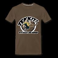 T-Shirts ~ Men's Premium T-Shirt ~ Mens: Tekkit with Nilesy